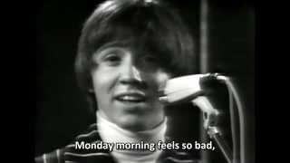 The Easybeats: Friday On My Mind (1966) [High Quality Stereo Sound, Subtitled]