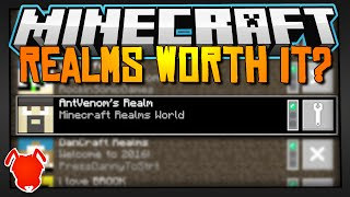 ARE THE NEW MINECRAFT REALMS WORTH IT?