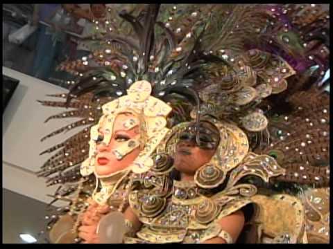 Notivos: Candidatas a Miss Nicaragua en traje nacional-10 febrero 2014