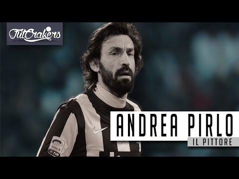 Andrea Pirlo - Il Pittore | Goals & Skills 2014 | #FutCrakers