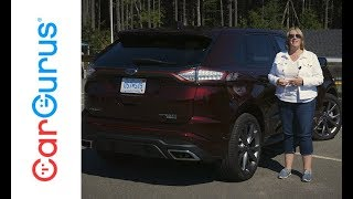 2017 Ford Edge | CarGurus Test Drive Review