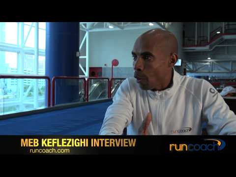 An interview on training with Meb Keflezighi.