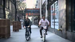 Bono Rides a Bike with Jimmy Fallon