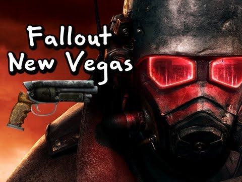 Fallout New Vegas Rare Weapon Location (That Gun) Ep.4