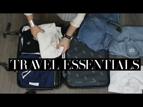 Travel Essentials Everyone NEEDS | Must Have Travel Items - What to Pack When Traveling