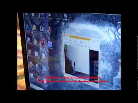 Convierte tu PC en una cámara de vigilancia