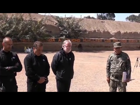 Informe de Jorge Egocheaga Berggren Fusiles SCAR (PARTE 1)
