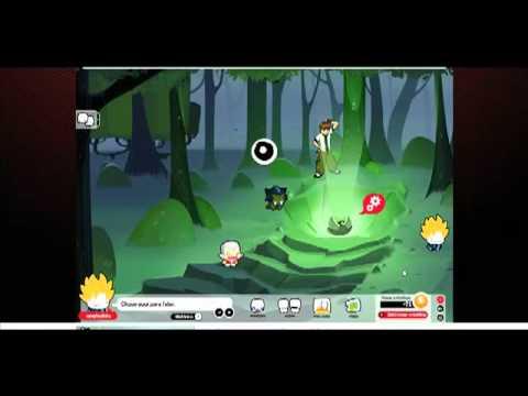 Episódio 01 - Explorando Mundo Toonix e Jogos do Ben 10