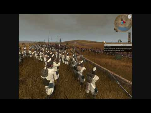 Empire Total War Online Battle #005: France vs Britain