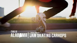 Jam Skating Carhops; Dothan, AL | This is Alabama