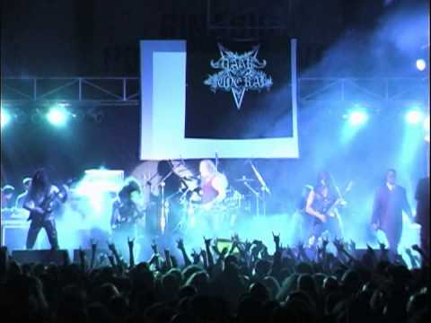 Dark Funeral - The Arrival of Satan's Empire - live in Belo Horizonte 2003