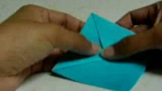 How To Make An Origami Fish (goldfish)