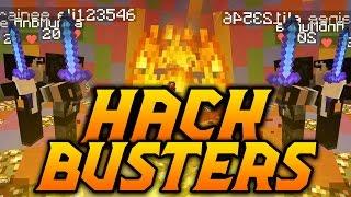"""Minecraft Faction HACK BUSTERS #7 """"HACKER VERSUS HACKER!!"""""""