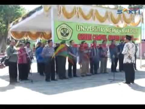 Parni Hadi - Green Radio, Dialog dan Pengajian Akbar Madiun