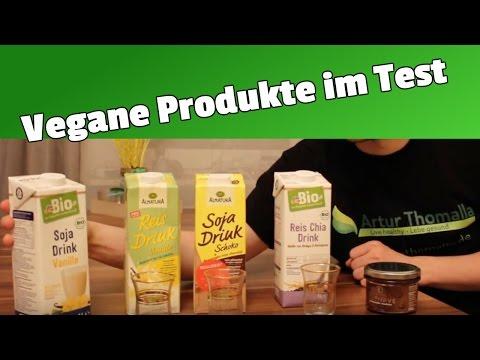 Nutwave, Reis Drink Chia & Vanille und Soja Drink Schoko I Vegane Produkte im Test.