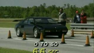 Motorweek and the Ferrari Mondial t coupe