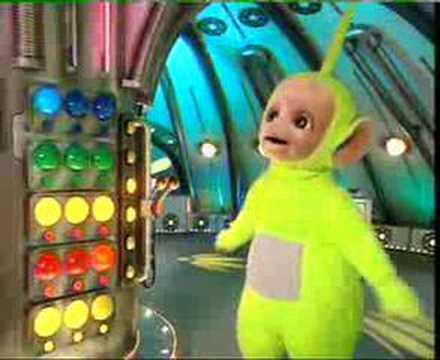 Teletubbies Theme video