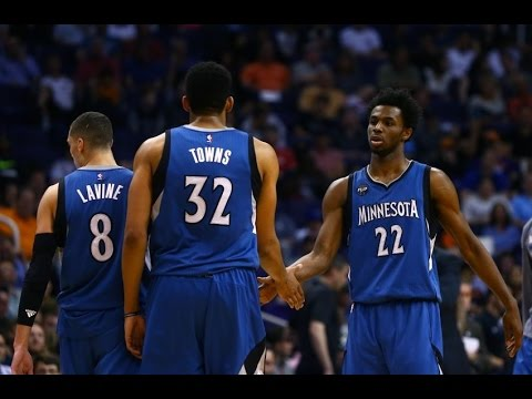 Minnesota Timberwolves 2016-17 Hype Video
