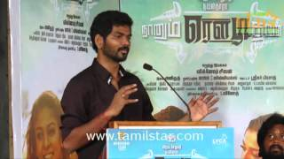 Naanum Rowdydhaan Movie Press Meet Part 2