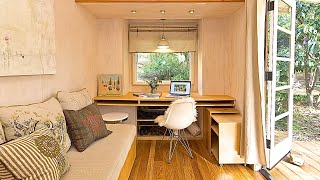 Off Grid Tiny House Tour