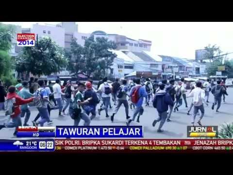 Ratusan Siswa SMK di Bogor Terlibat Tawuran