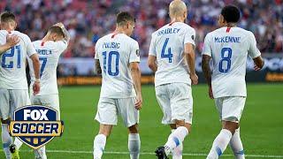 How will the USMNT look vs. Panama? | FOX Soccer Tonight™
