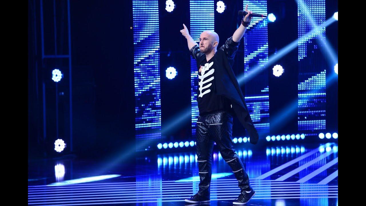 """Lenny Kravitz - """"Fly Away"""". Vezi interpretarea lui Cristian Trânc, la X Factor!"""