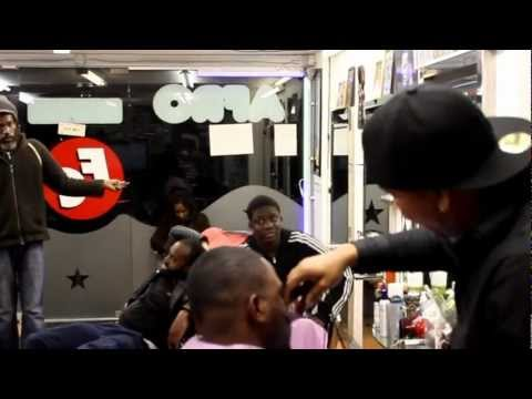 Whats Your Barber Saying  Pt2  I Don't Kiss Or Suck Breast!! (rasta Man) Thornton Heath video
