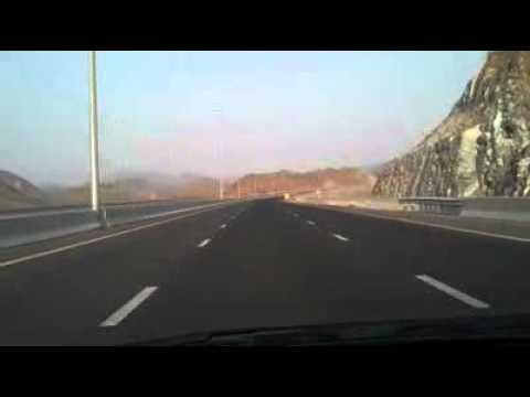 The Dubai-Fujairah Highway_small