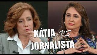 KÁTIA ABREU VS JORNALISTA MIRIAM LEITÃO