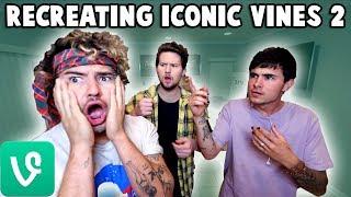Download Lagu RECREATING ICONIC VINES 2 w/ Kian & Jc Gratis STAFABAND