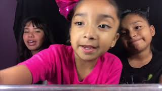 Try not to sing challenge. With Starr and Skye