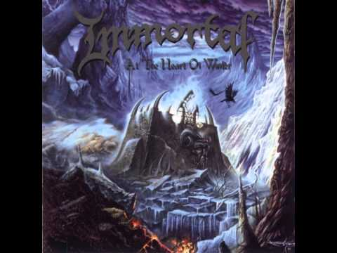 Immortal - Withstand The Fall Of Time