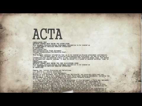 What Is ACTA?