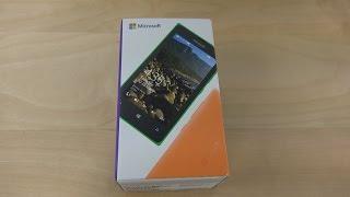 Microsoft Lumia 435 - Unboxing (4K)