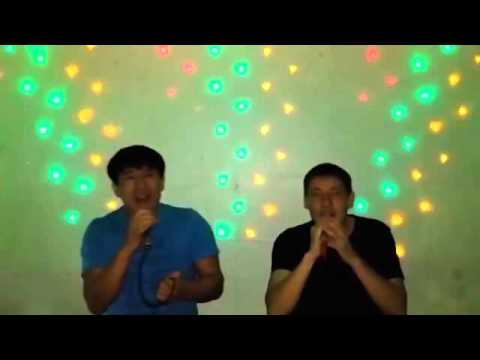 Жандаулетов Тимур   Исенгазин Азамат   Седая ночь кавер на песню Юрия Шатунова