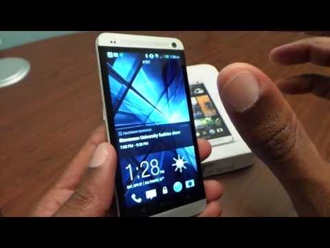How to use a T-Mobile HTC One on an AT&T 4GLTE Network