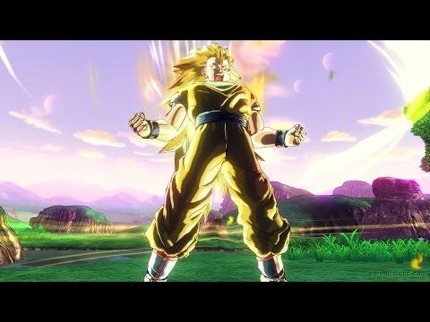 Dragon Ball Xenoverse: Goku vs. Yamcha - NYCC 2014