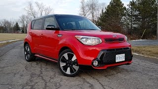 2016 Kia Soul SX Special Edition  - 2 Minute Car Review