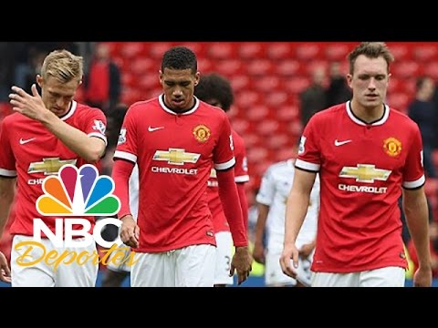 Análisis: Manchester United 1-2 Swansea
