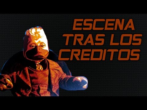 Guardianes de la Galaxia: Escena Post-Creditos REAL (No Nova) *SPOILERS*