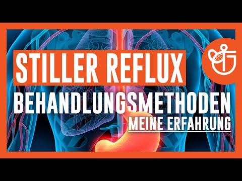 Stiller Reflux Behandlungsmethoden - Meine Erfahrung