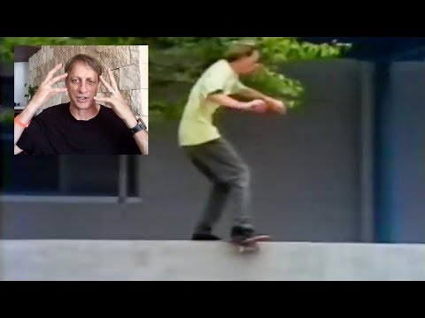 Tony Hawk: Behind Birdhouse's First Video Feasters