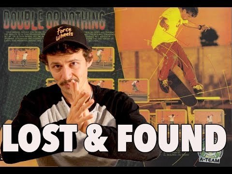 Rodney Mullens Long Lost Challenge! Refound After 19 Years!