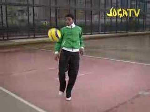 Christiano Ronaldo's Skill Gift Video