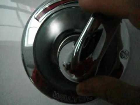 Kohler Shower Mixing Valve Adjustment