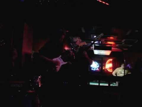 Daniel Heitzhausen and The Revalators At The Alley in Sanford Florida 5-19-2012