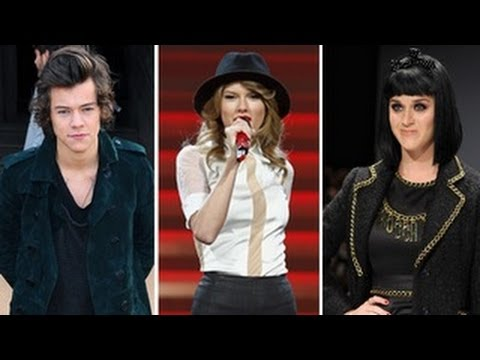 Kids' Choice Awards 2014 Nomiantions -- Katy Perry, Taylor Swift, Harry Styles & More
