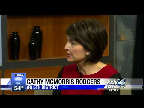 Interview with Congresswoman Cathy McMorris Rodgers