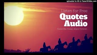 10 Audio Quotes - Anne Sullivan (1866-1936)